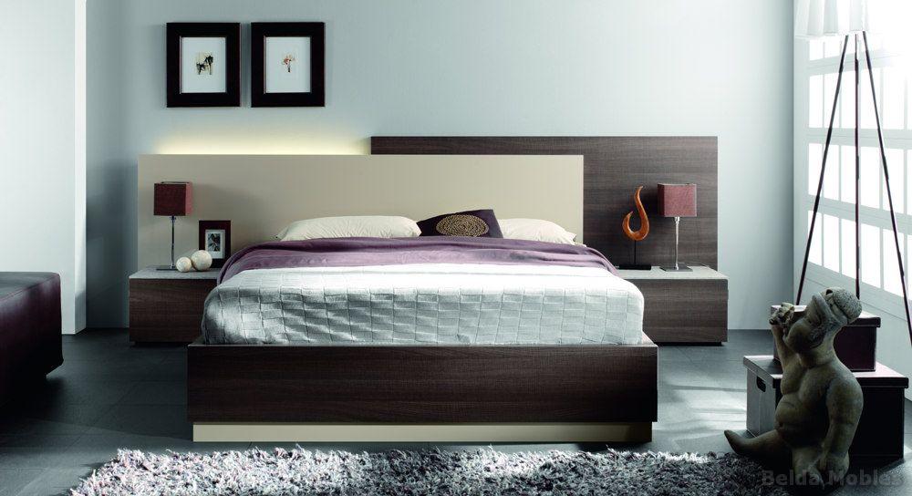 Dormitorios modernos para el hogar for Muebles para dormitorios modernos