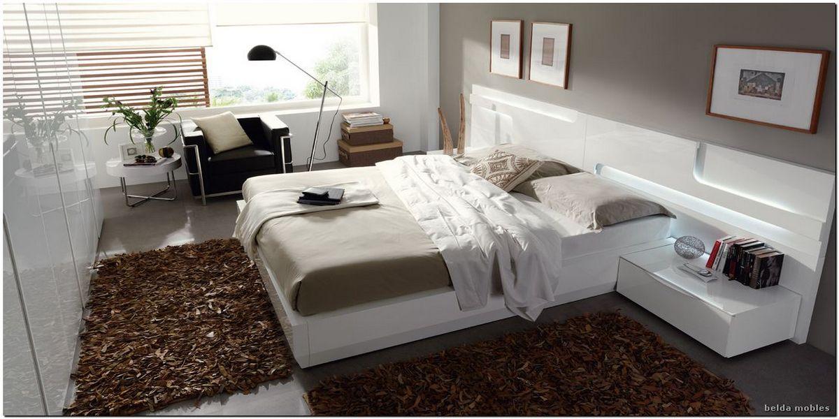 Dormitorio moderno 5 muebles belda for Sillas dormitorio moderno