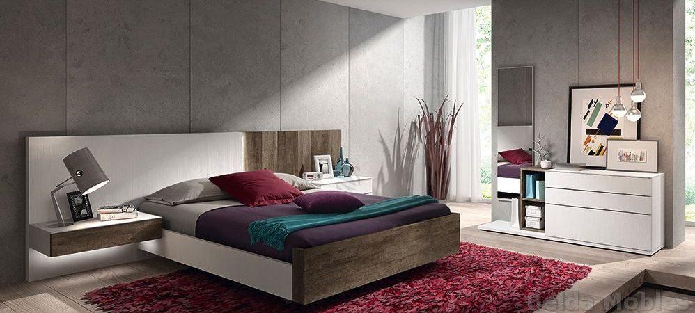 Dormitorio moderno 7 muebles belda for Sillas dormitorio moderno