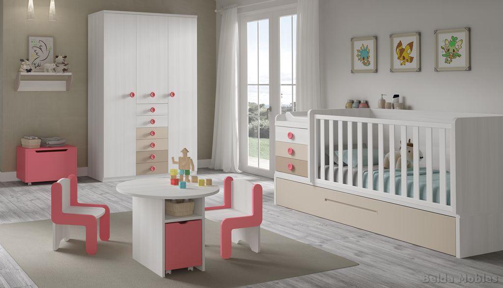 Habitaciones juveniles y mueble juvenil muebles belda - Cunas conforama ...