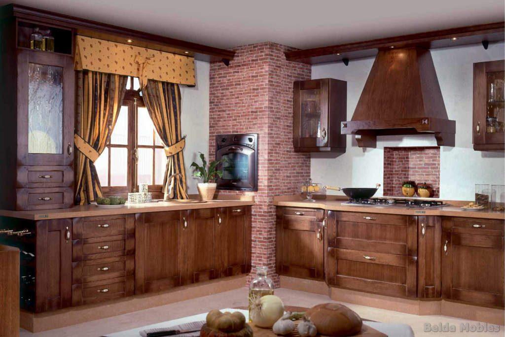 Preview - Mueble cocina rustico ...