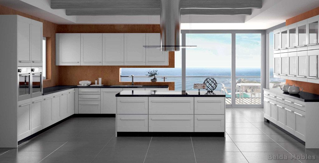 Cocina 15 muebles belda for Muebles salas contemporaneas