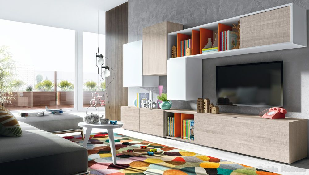 Comedor moderno 4 muebles belda for Diseno de comedores minimalistas