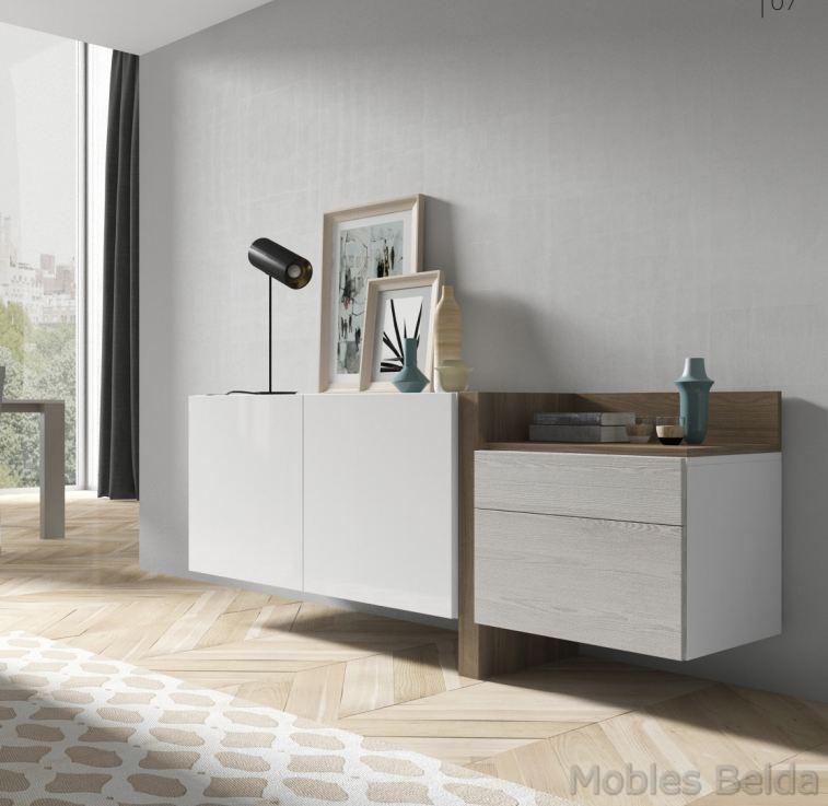Aparador moderno 4 muebles belda for Muebles belda