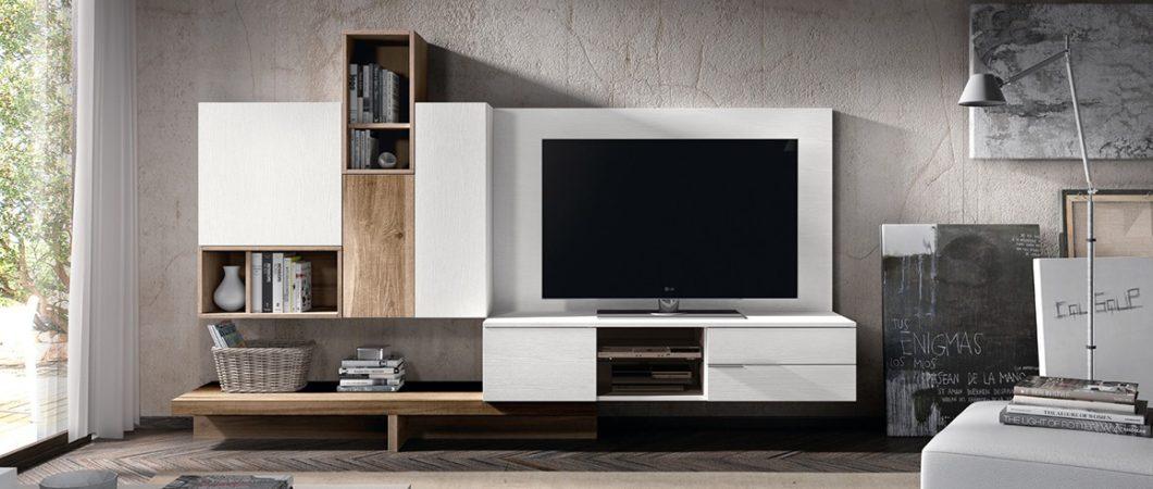 Comedor moderno 8 muebles belda for Modular comedor moderno
