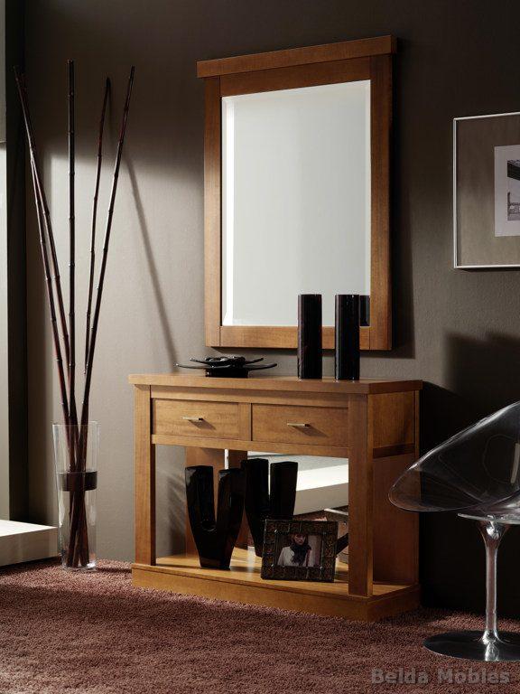 Recibidores para tu hogar - Recibidores de casas modernas ...