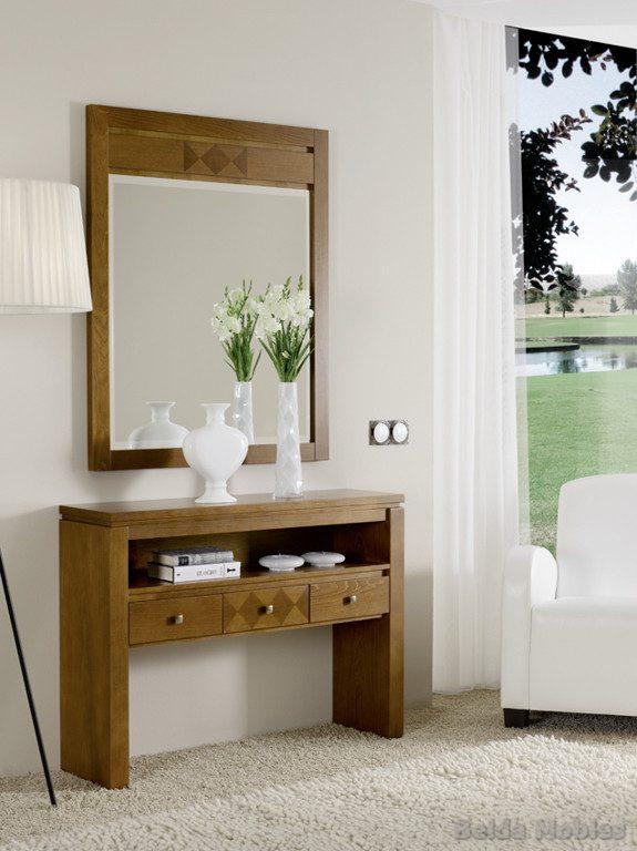 Muebles de recibidores dise os arquitect nicos for Muebles belda