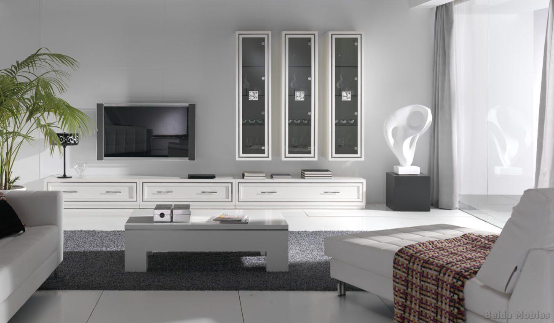 Comedor contempor neo 2 muebles belda for Comedor contemporaneo