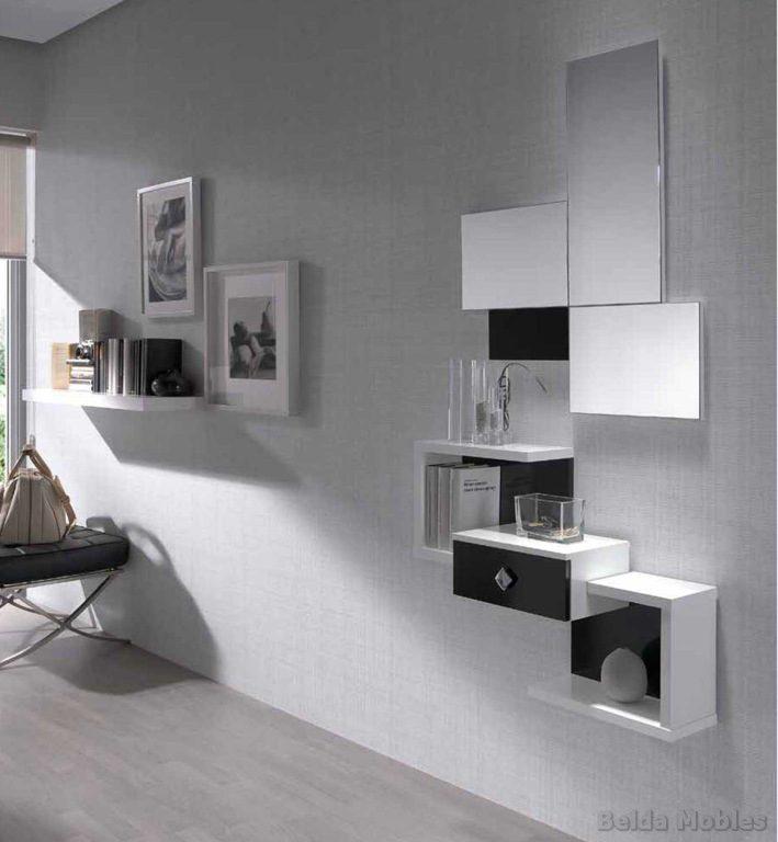 Recibidor 6 muebles belda - Mueble recibidor moderno ...