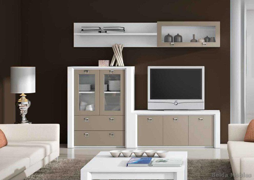 Comedor contempor neo 6 muebles belda for Comedor contemporaneo