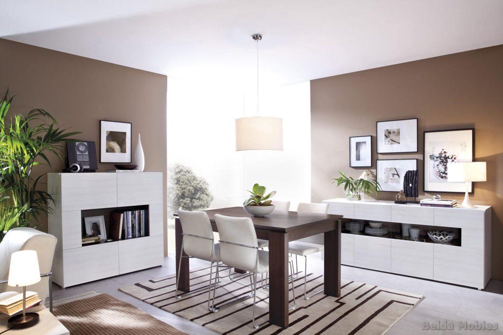 Muebles aparadores y vitrinas dise os arquitect nicos - Vitrinas y aparadores de comedor ...
