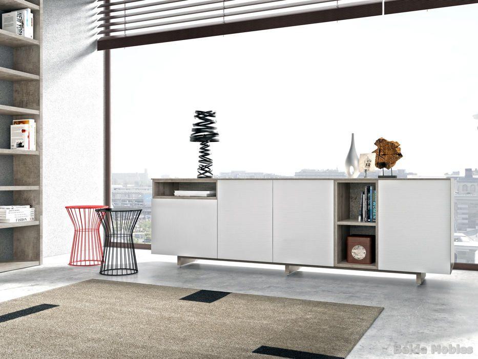 Aparador moderno 10 muebles belda for Espejos para aparadores