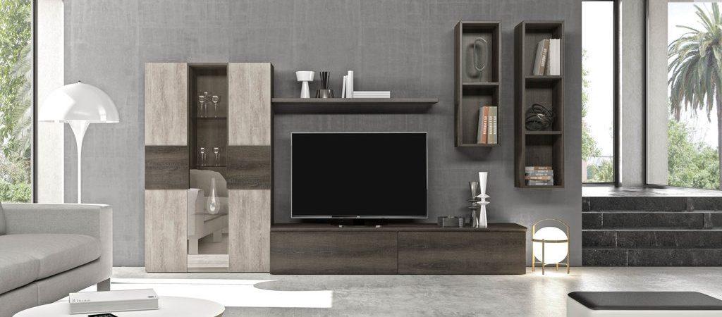 Comedor moderno 12 muebles belda for Modular comedor moderno