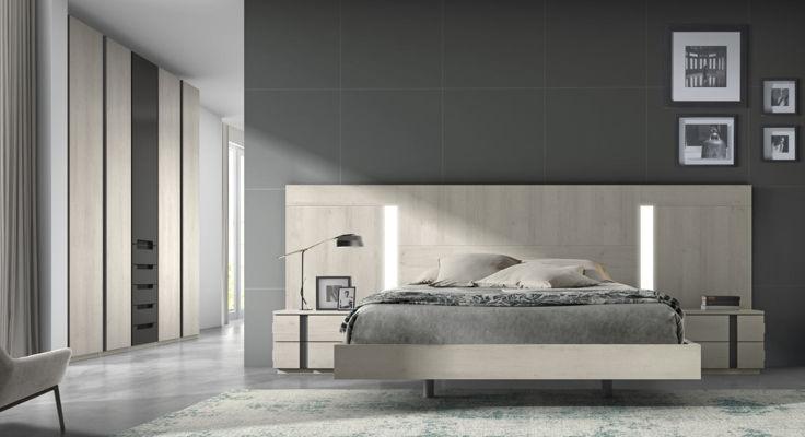 Dormitorio moderno 13 muebles belda for Sillas dormitorio moderno