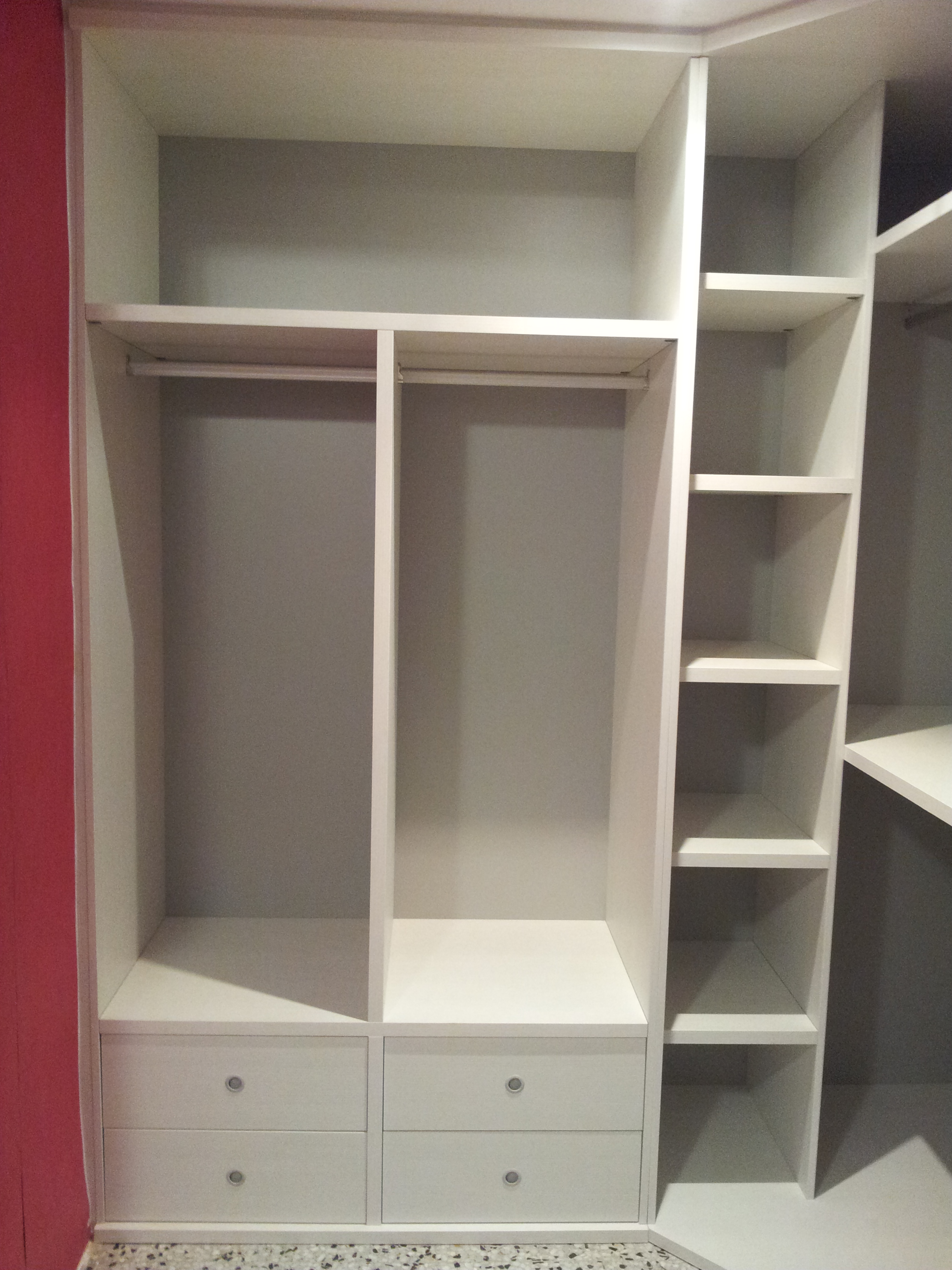 Armario vestidor a medida muebles belda - Muebles belda ...
