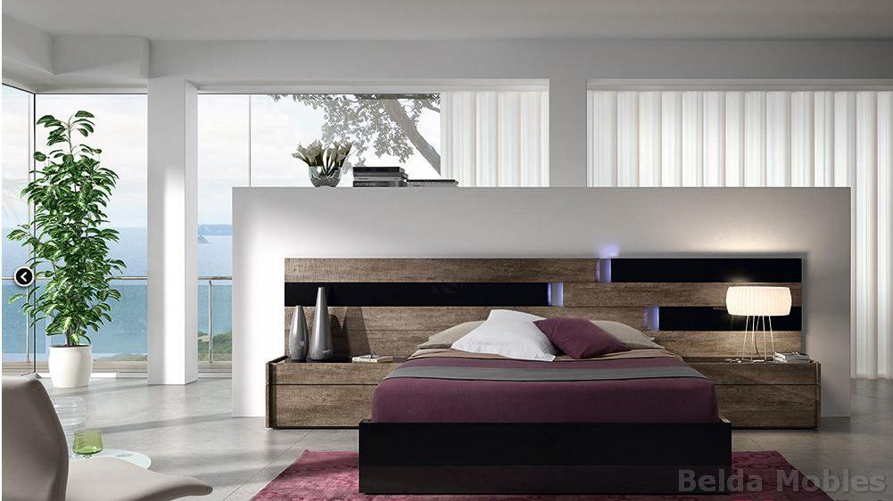 Dormitorio Moderno 11 Muebles Belda