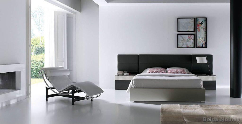 Cama tapizada 7 muebles belda for Cama tapizada