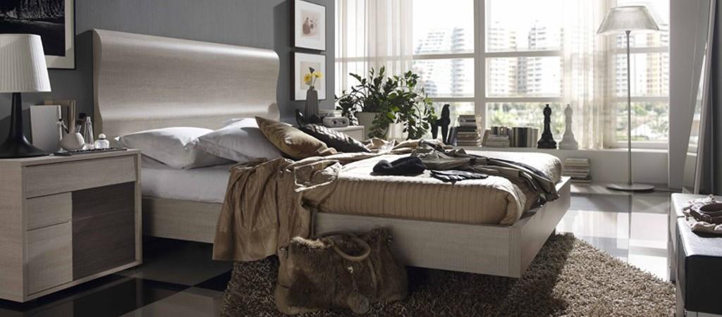 Dormitorio moderno 11 muebles belda for Dormitorio roble moderno