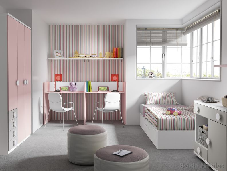 Cuna convertible 3 muebles belda - Mueble infantil valencia ...