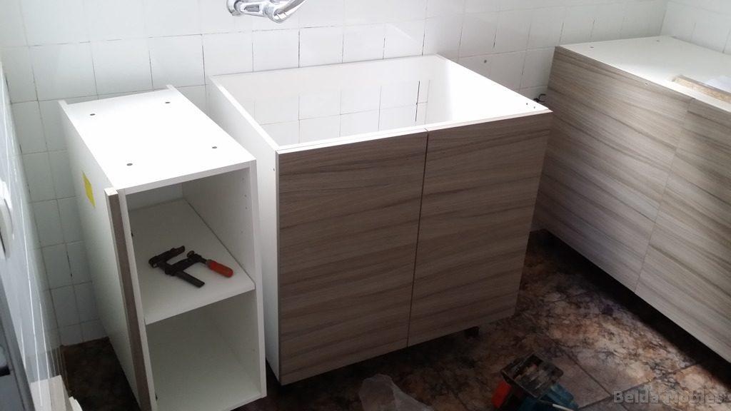 Montaje de cocina muebles belda - Montaje de cocina ...