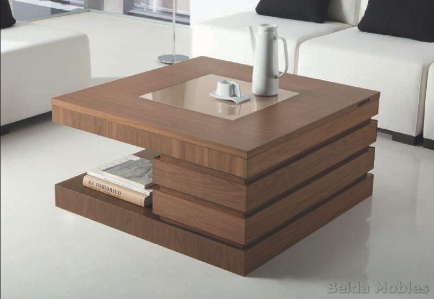 Mesa centro 10 muebles belda - Mesas de centro de cristal modernas ...