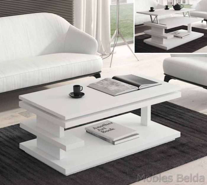Mesa centro 15 muebles belda for Muebles belda