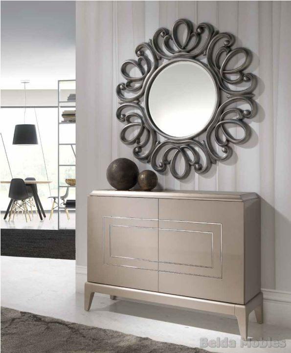 Recibidor 11 muebles belda Muebles estilo contemporaneo moderno