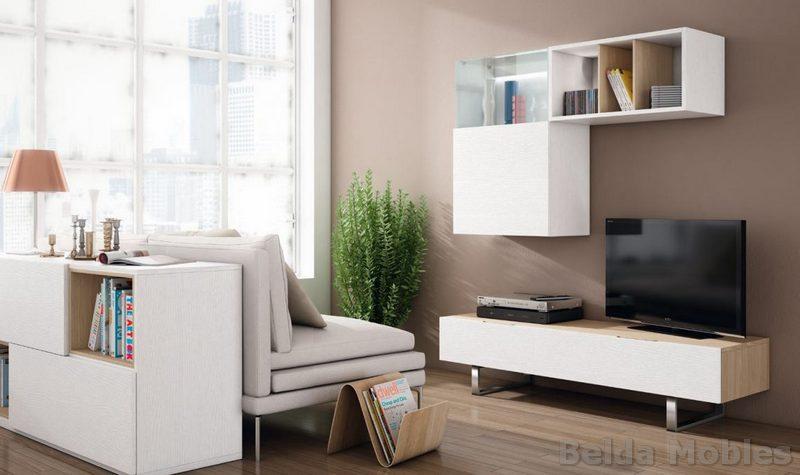Mesas tv modernas imagen mueble de tv moderno naples for Mesas de tv modernas