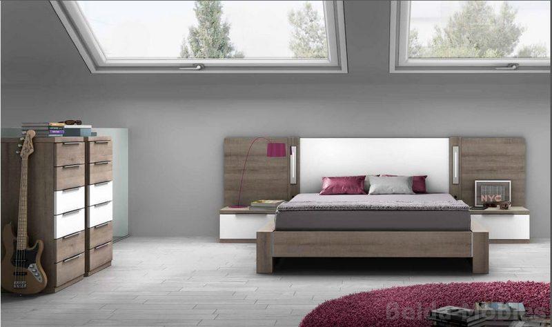 Dormitorio moderno 25 muebles belda for Sillas dormitorio moderno