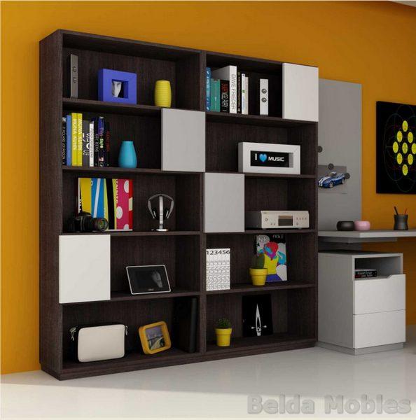 Libreria para tu casa muebles belda - Muebles belda ...