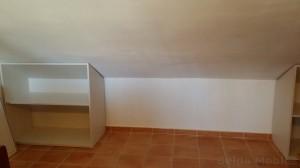 Armario para buhardilla muebles belda for Muebles para buhardillas