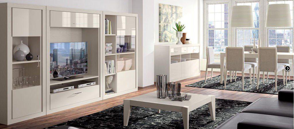 Comedor contempor neo 21 muebles belda for Comedor contemporaneo