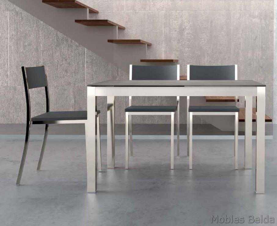 Mesa y sillas cocina 4 | Muebles Belda