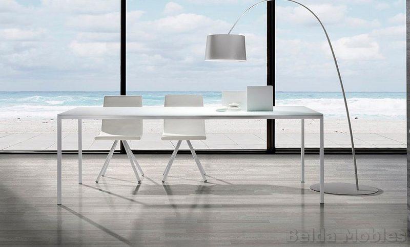 Mesa y sillas modernas 13 muebles belda - Mesa y sillas modernas ...