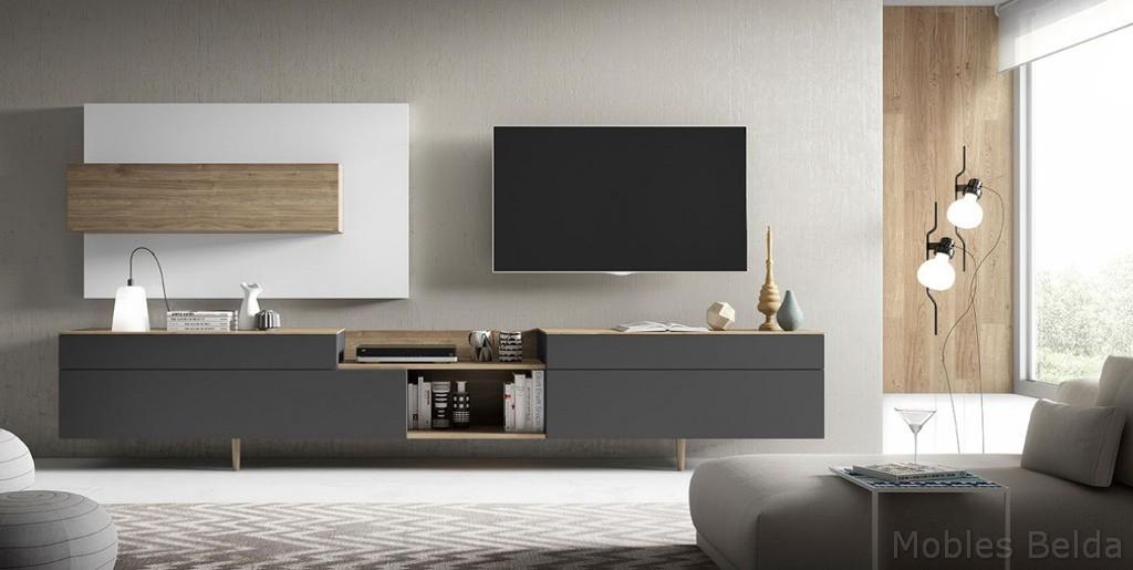 Muebles comedor muebles belda for Muebles modernos para cocina comedor