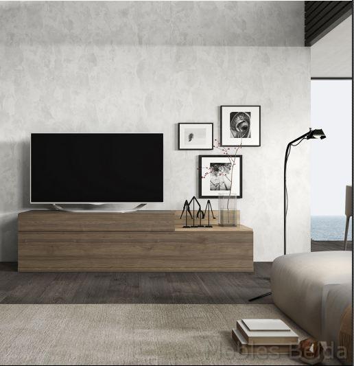 Mesa tv 13 muebles belda for Mesas para tv modernas