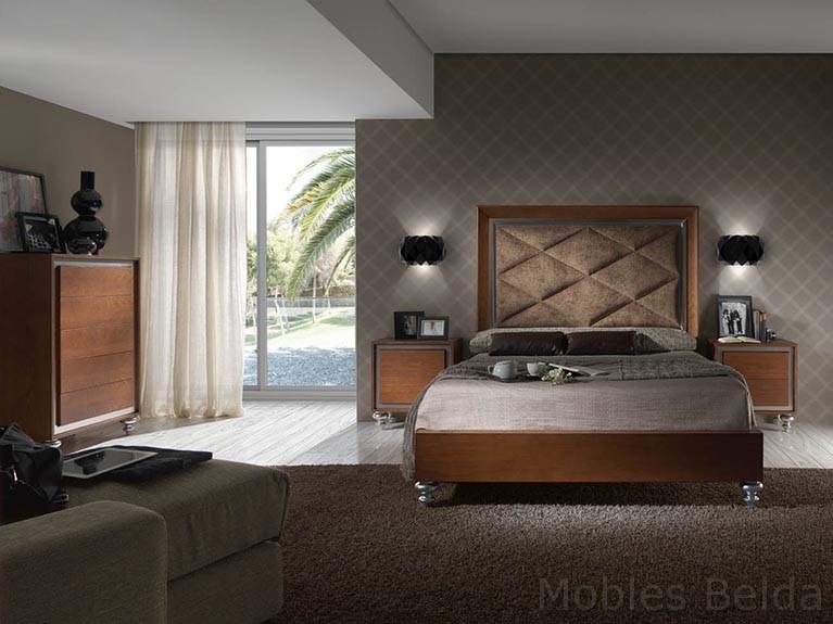 Dormitorio contempor neo 2 muebles belda - Dormitorios contemporaneos ...