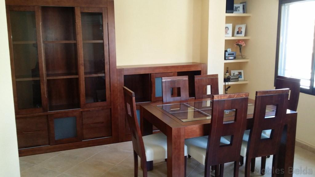 Madera maciza de calidad muebles belda - Muebles belda ...