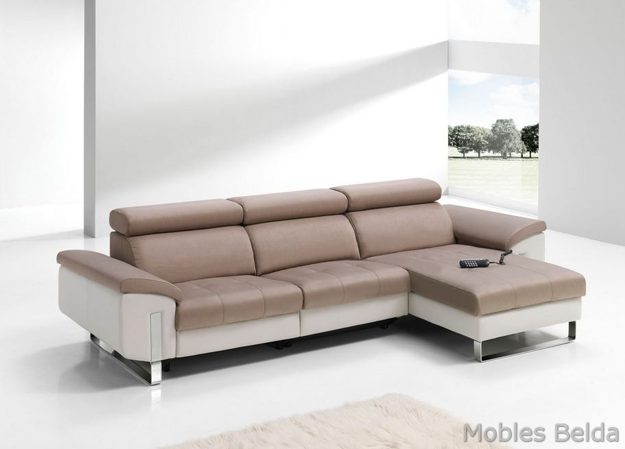 Chaiselongue 8 muebles belda for Sofas originales y comodos