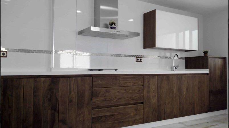 Cocina moderna 5 muebles belda for Catalogo de muebles de cocina pdf