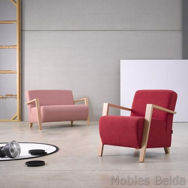 Butaca 16 muebles belda for Muebles belda