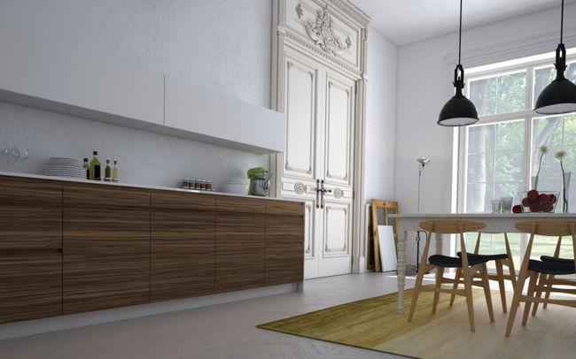 Mueble de cocina moderno cocinas modernas muebles de for Amazon muebles de cocina
