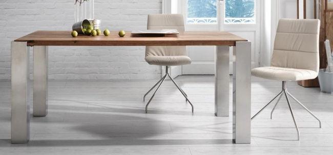Mesa y sillas modernas 21 muebles belda - Mesa y sillas modernas ...