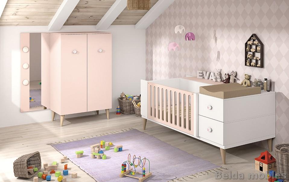 Habitaciones juveniles y mueble juvenil muebles belda for Habitaciones infantiles garabatos