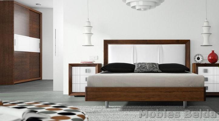 Cama tapizada 14 | Muebles Belda