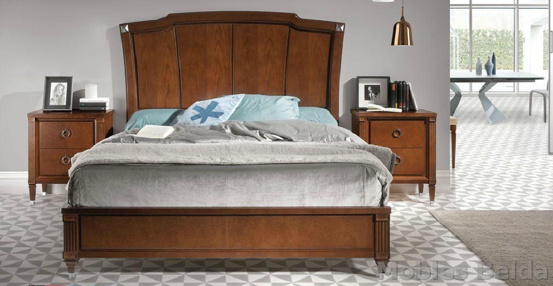 Dormitorio contemporáneo 11 - Muebles Belda
