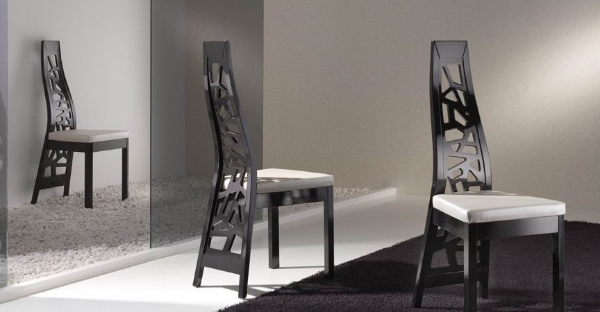 Silla moderna 33 muebles belda for Sillas modernas 2016