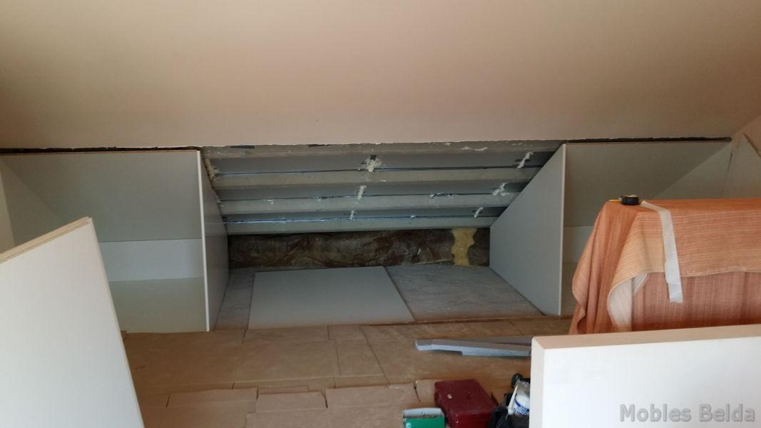Y al fondo de la buhardilla muebles belda - Muebles para buhardillas ...