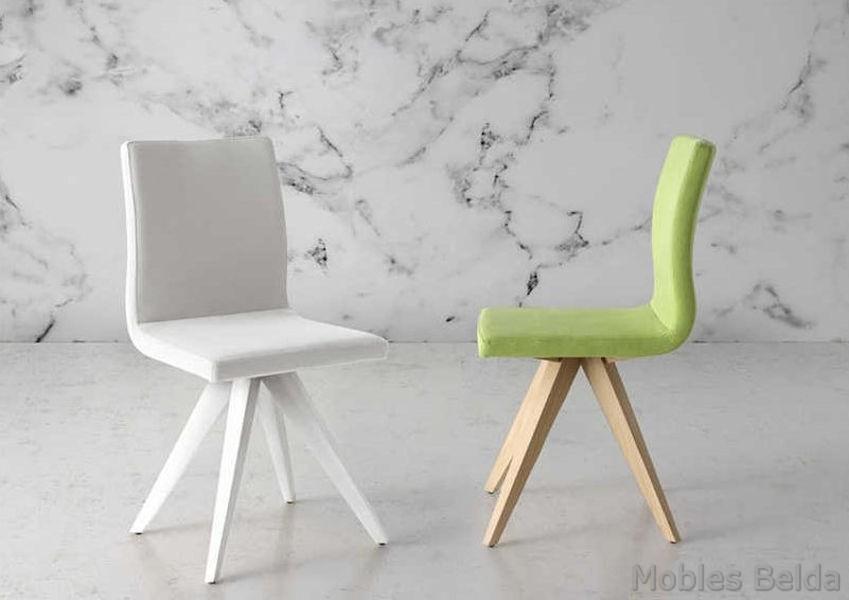 Silla moderna 42 muebles belda for Sillas modernas 2016