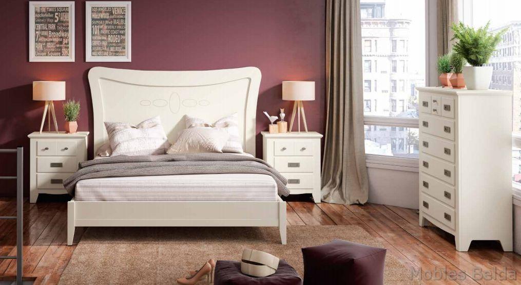 Dormitorio contempor neo 3 muebles belda - Muebles belda ...
